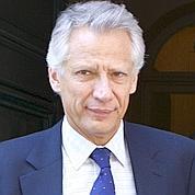 Villepin : «Sarkozy, un des problèmes du pays»