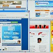 Pub en ligne: l'Europe devant les USA en 2011