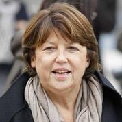 Martine Aubry veut prendre la main