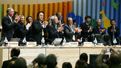 Biodiversité:l'accord de Nagoya change déjà la donne