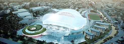 Bouygues signe le contrat du Stade-Vélodrome