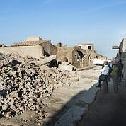 La «caserne des gladiateurs» s'effondre