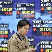 Léger repli des Bourses en Asie