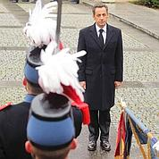 Sarkozy : le gaullisme reste «d'actualité»