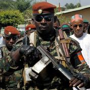 Les militaires arbitres de l'avenir de la Guinée