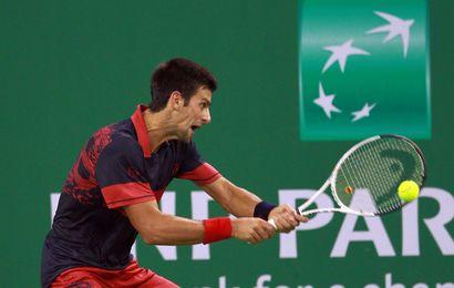 Djokovic et Murray ont souffert