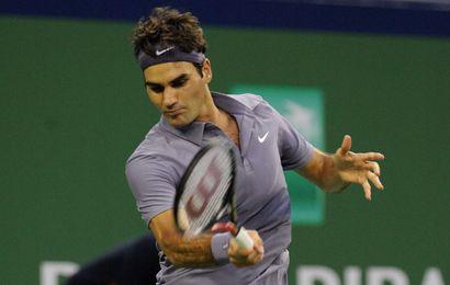 Federer expédie Gasquet