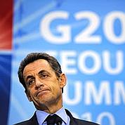 Sarkozy hérite d'un G20 difficile