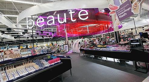 L'un des deux magasins pilotes Planet, ouvert en septembre à Ecully, près de Lyon.
