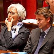 Lagarde-Baroin, un duo au défi du bon ton