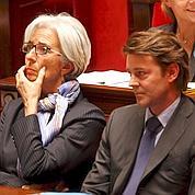 Le duo Lagarde-Baroin reste à Bercy