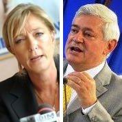 Le Pen - Gollnisch : deux styles, un trône