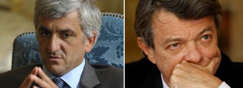 Borloo et Morin sonnent <br/>la révolte des centristes<br/>
