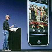Les Beatles débarquent sur iTunes