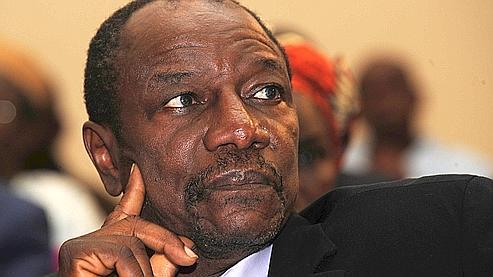 Alpha Condé, ici en septembre 2010, a remporté la présidentielle guinéenne.