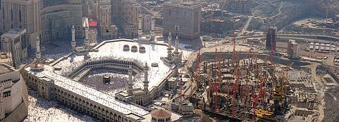 Le lifting géant de La Mecque favorise les plus riches fidèles