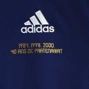 Le dernier coup de pub d'Adidas avec les Bleus