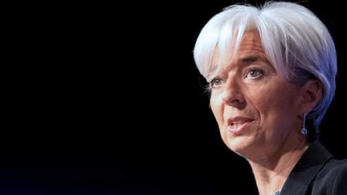 Lagarde : «Il n'y aura pas d'éclatement de la zone euro»