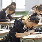En Corée du Sud, le bac, c'est sacré