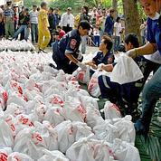 Bangkok : 2000 foetus trouvés dans un temple