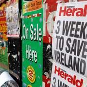 Crise irlandaise : Berlin minimise les risques