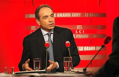 Jean-François Copé, dimanche, au «Grand jury RTL-LCI-Le Figaro».