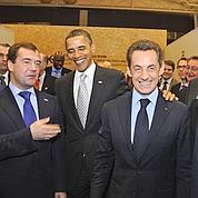 Rapprochement fragile entre la Russie et l'Otan