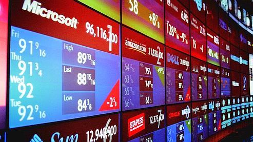 Une avalanche de mini-krachs inquiète les marchés boursiers
