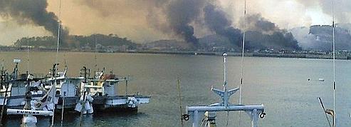 La Corée du Nord bombarde une île sud-coréenne