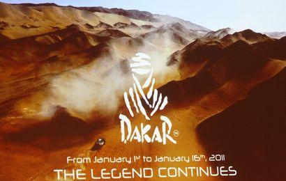 Le Dakar 2011 dévoilé
