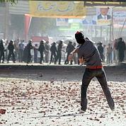 Violents heurts au Caire entre police et coptes