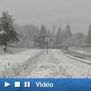 Météo : le nord de la France sous la neige