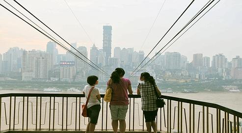Chine : Chongqing, nouvelle capitale du Grand Ouest