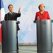 Irlande : Sarkozy et Merkel se concertent