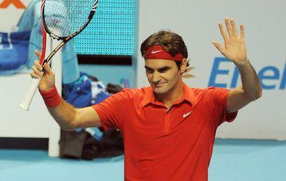 Federer et Murray qualifiés