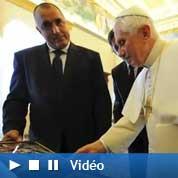 Les quatre mousquetaires du pape