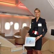 Aérien : la première classe en suspens