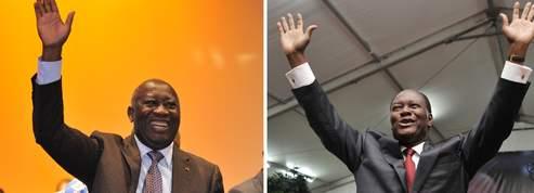 Côte d'Ivoire : Gbagbo et Ouattara au coude-à-coude