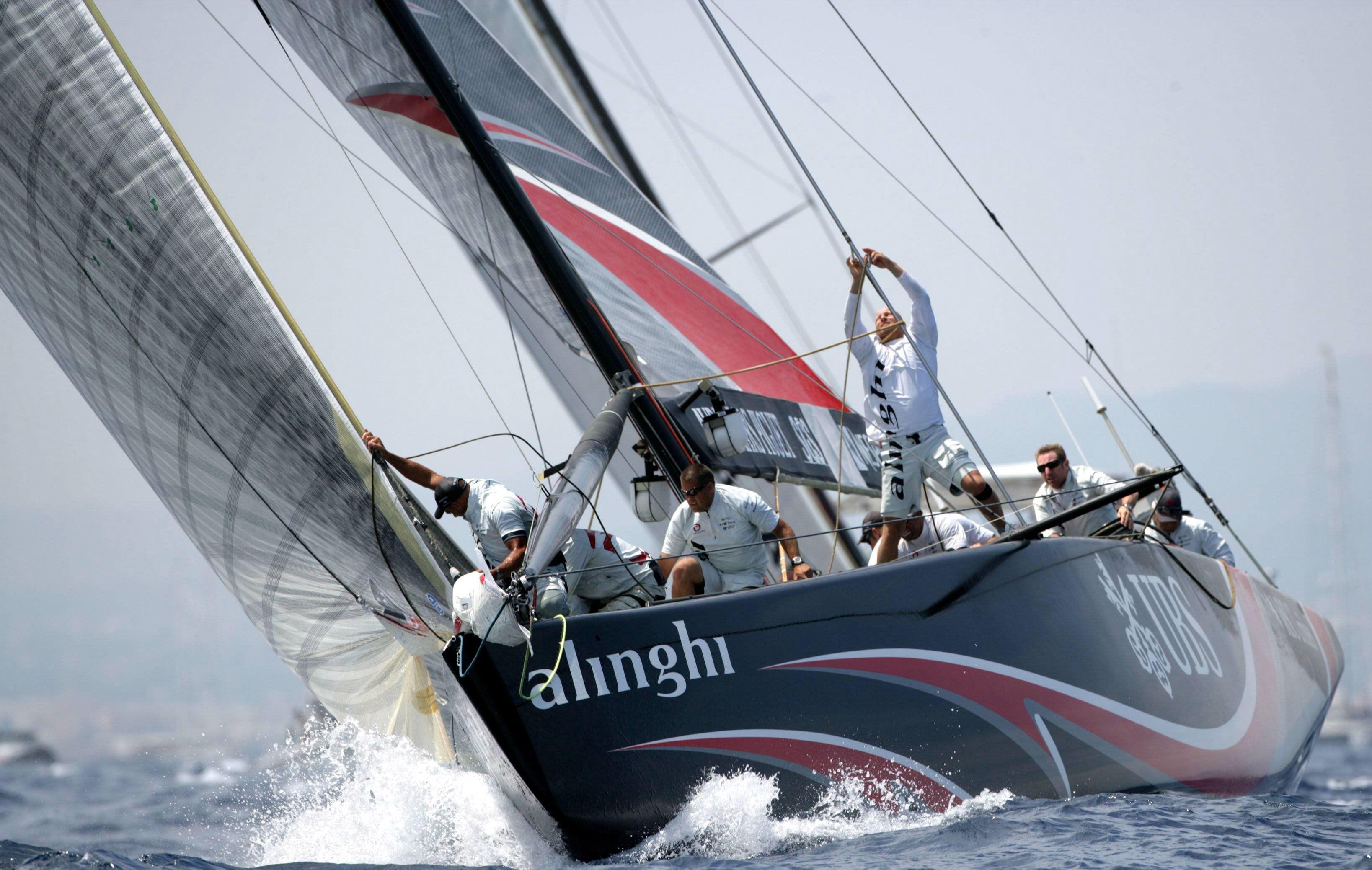 Coupe de l'America : Alinghi forfait en 2013