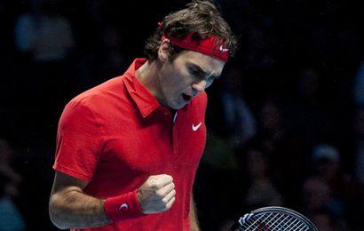 Federer s'offre un classique