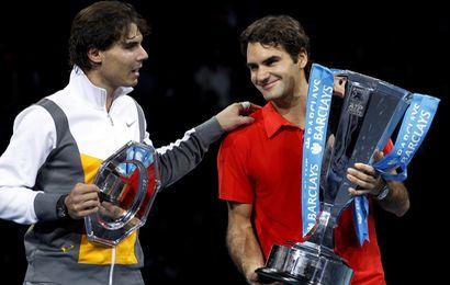 Federer reste le maître