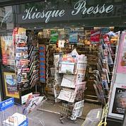 Paris vise 380 kiosques à journaux d'ici à 2015