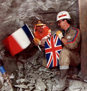 Eurotunnel vise plus de 40% de parts de marché