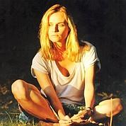 Diane Kruger,à la folie
