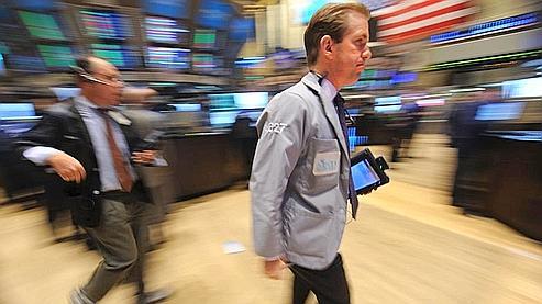 Dopée par la Fed,Wall Street termine sur un fort rebond