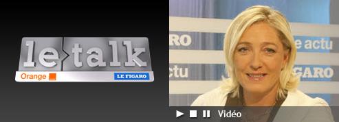 Marine Le Pen ne fera pas de «ticket» avec Bruno Gollnisch