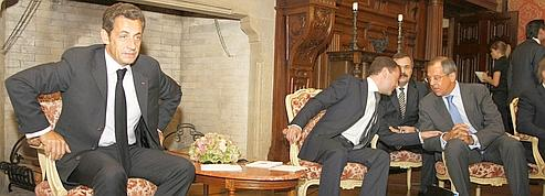 Quand Sarkozy traitait un ministre russe de menteur