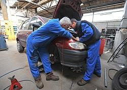 Au 3e trimestre 2010, le taux de chômage au sens du BIT pour les seniors est de nouveau ressorti en hausse.