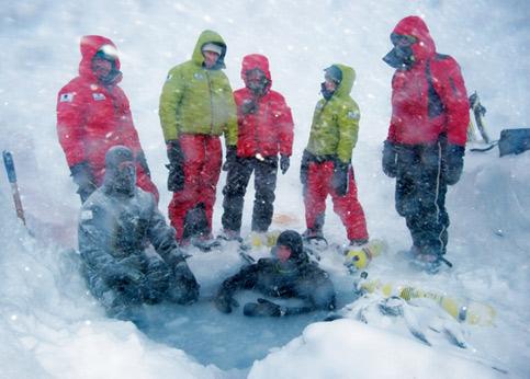 Les plongeurs rapporteront 20.000 photos et 40 heures d'images, pour un film époustouflant,