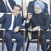 Sarkozy veut rallier l'Inde à ses priorités